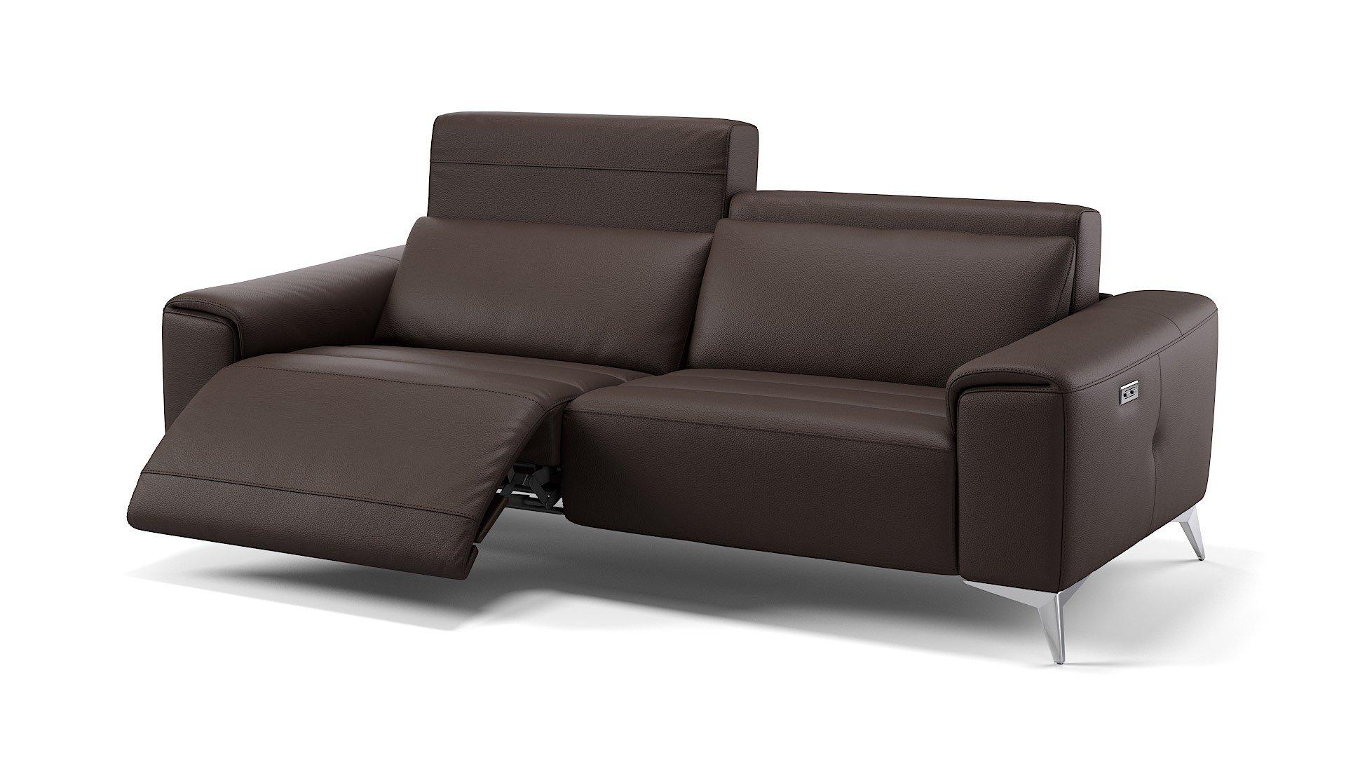 Leder 3-Sitzer Sofa BELLA