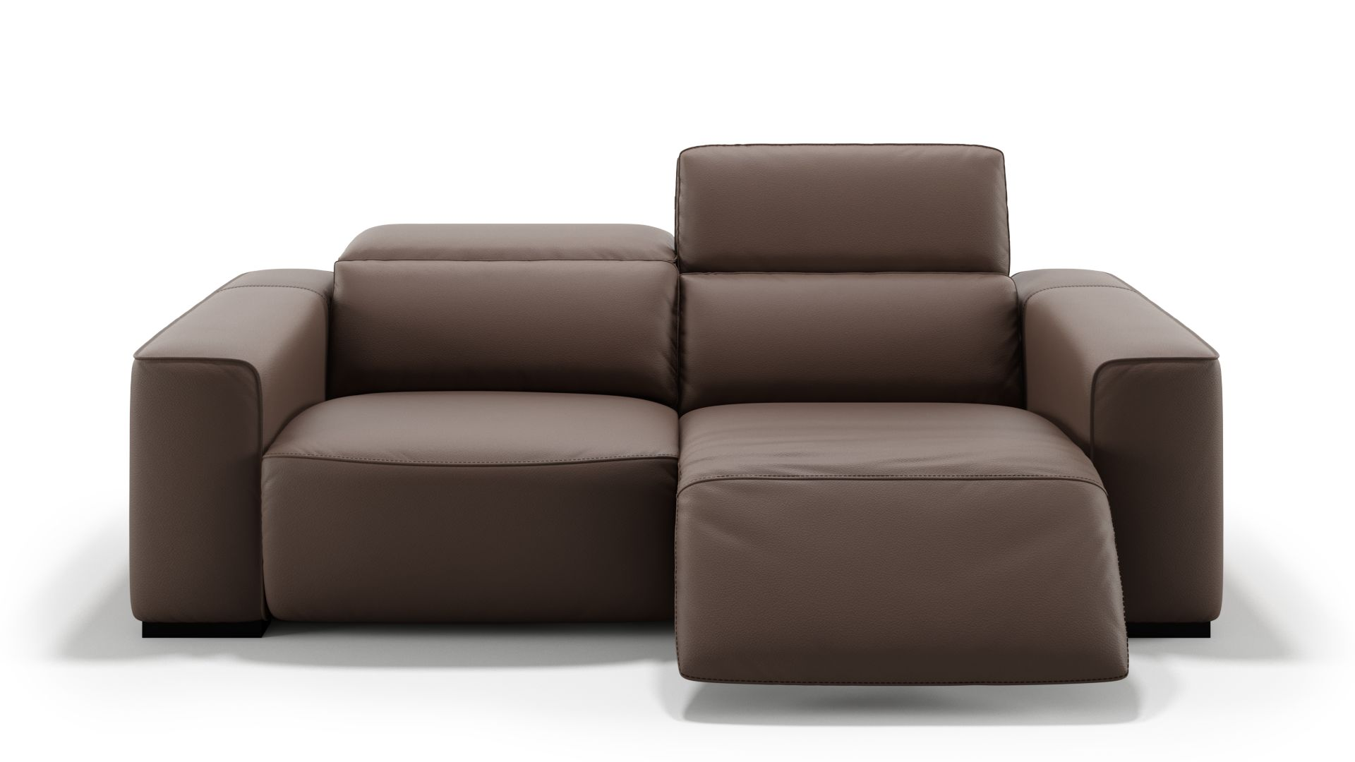 Leder 3-Sitzer Sofa BINETTO