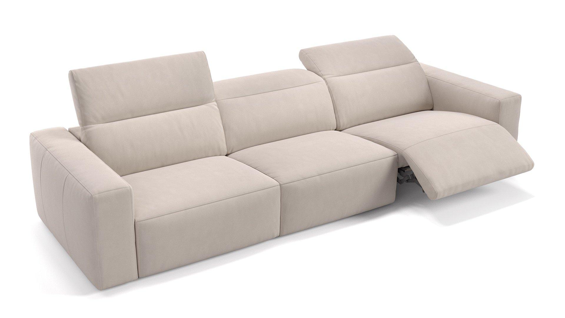Stoff 3-Sitzer XXL LENOLA