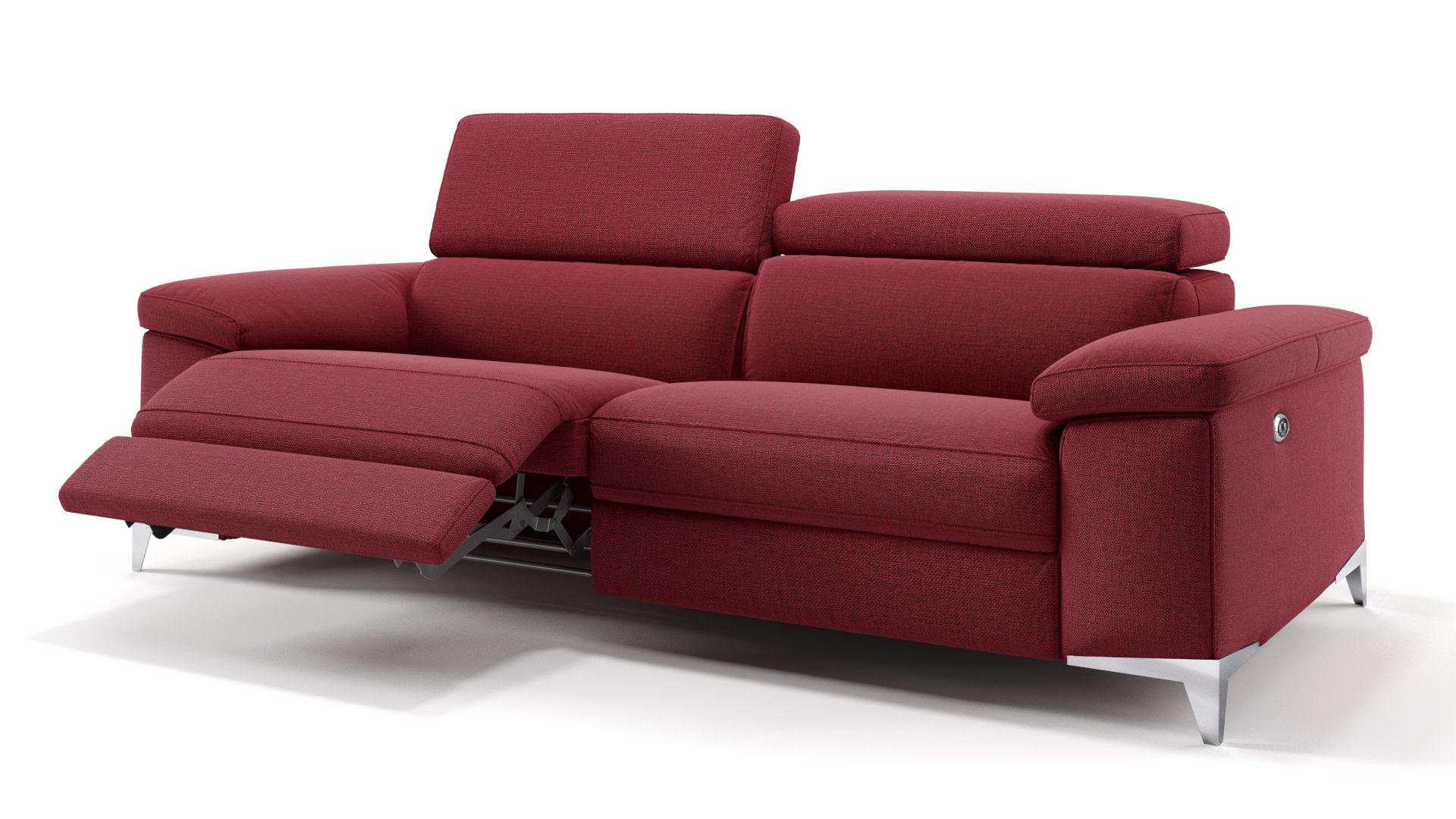 Stoff 3-Sitzer Sofa VENOSA