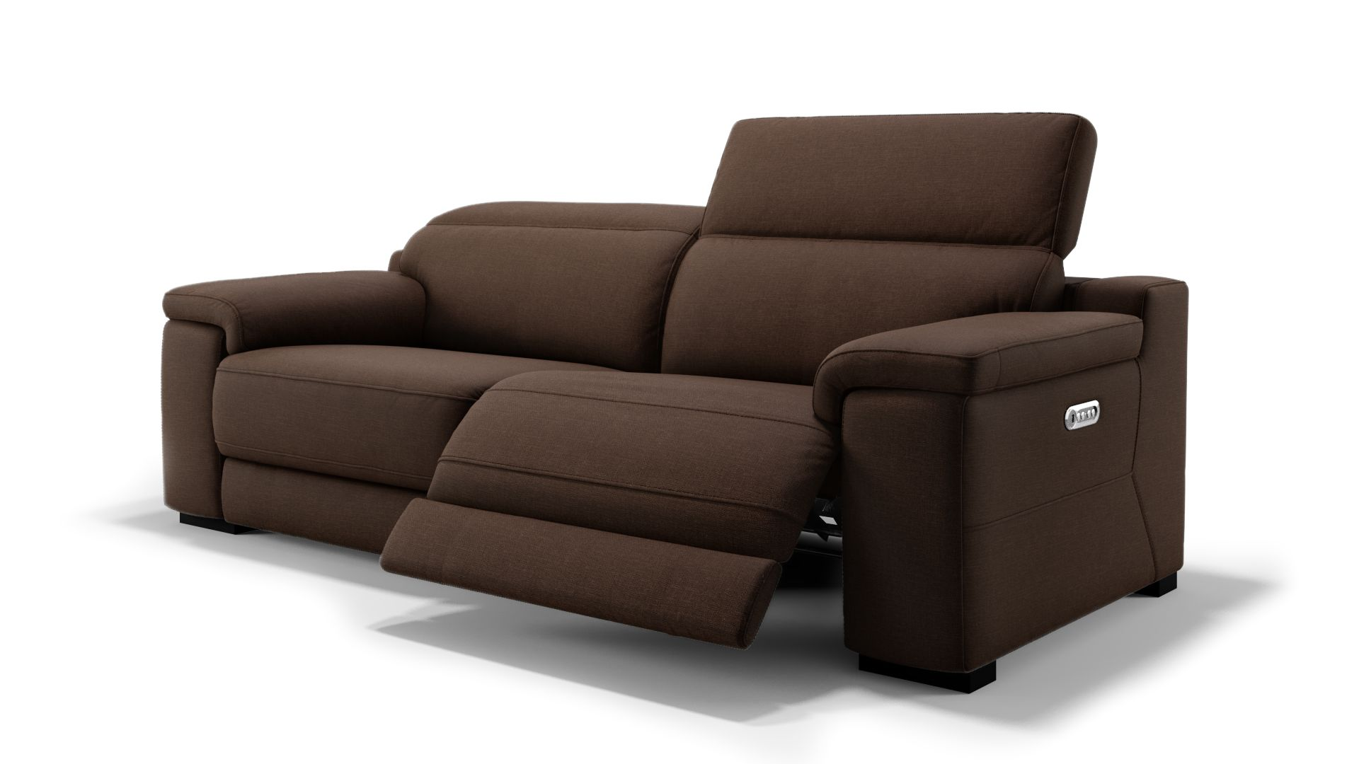 Stoff 3-Sitzer Sofa SORA
