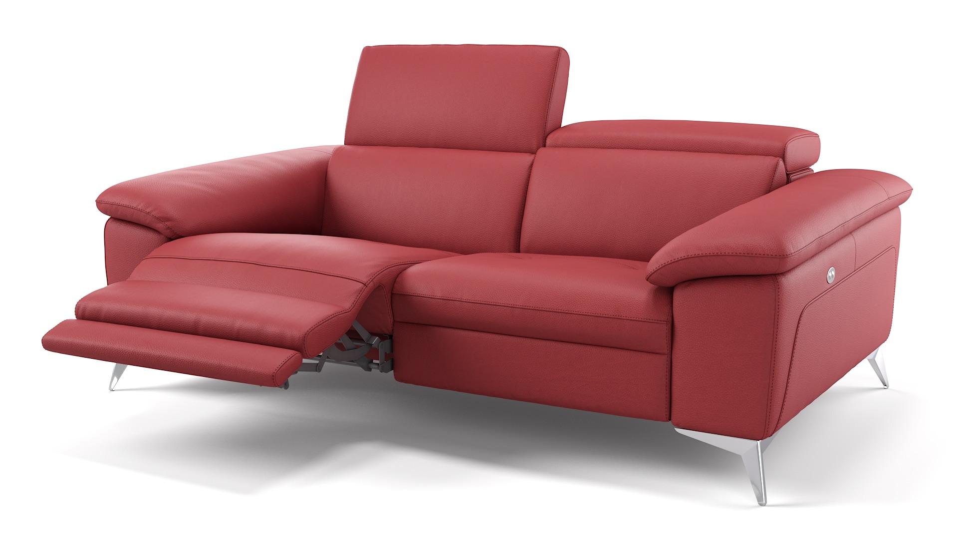 Leder 2-Sitzer STELLA