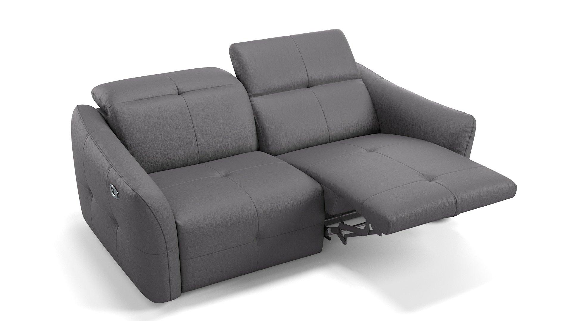 Leder 2-Sitzer CASADO