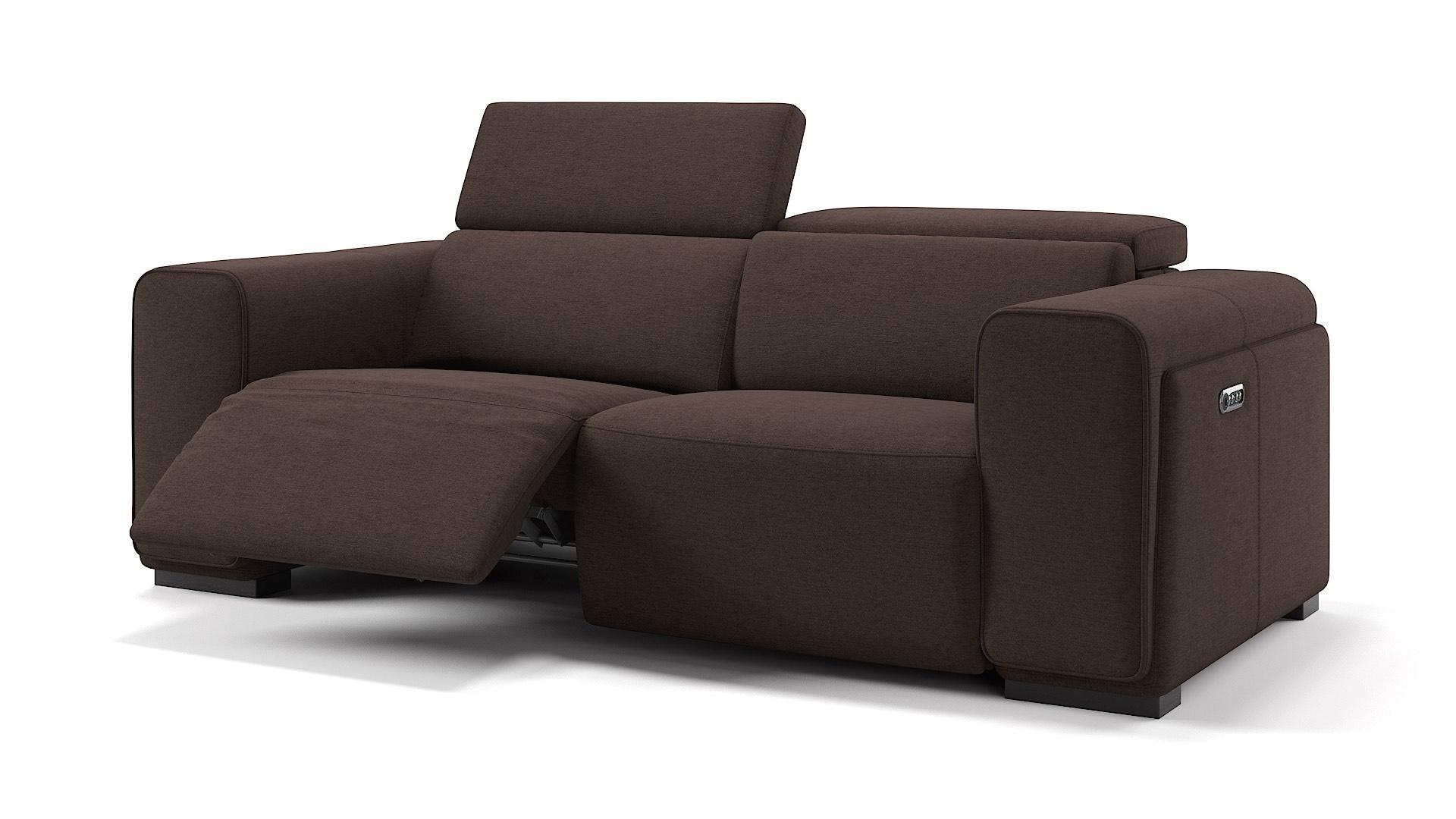 Stoff 3-Sitzer Sofa IMPERIA