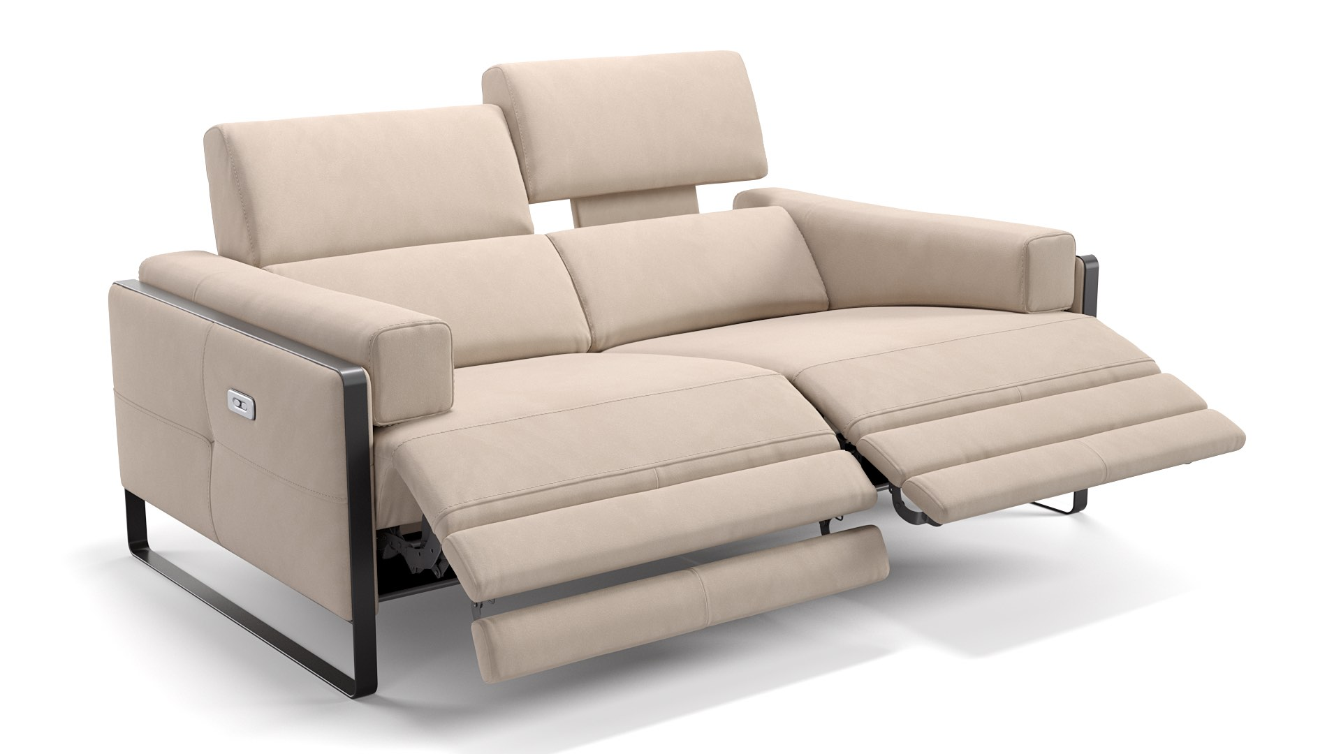 Stoff 2-Sitzer MILO